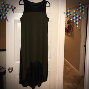 ✨Forever 21 High Low Tank Dress✨